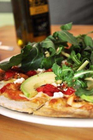 Sanook Cafe: Pizza