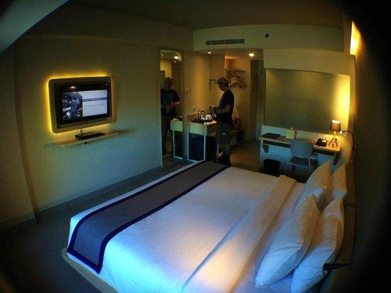 Swiss-Belinn Legian: deluxe room 232