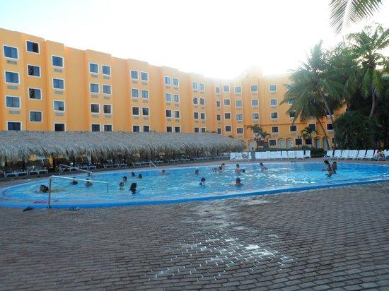 Portofino Hotel: Piscina de niños