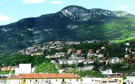 Grand Hotel Trento : View from our room 1