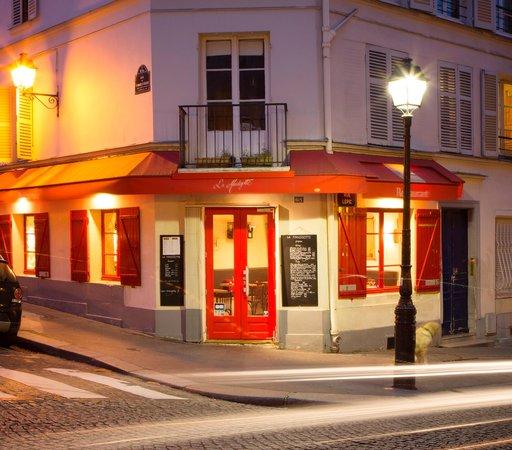 La Mandigotte  Paris - Montmartre