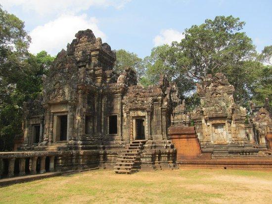 Thommanon: Great little temple complex