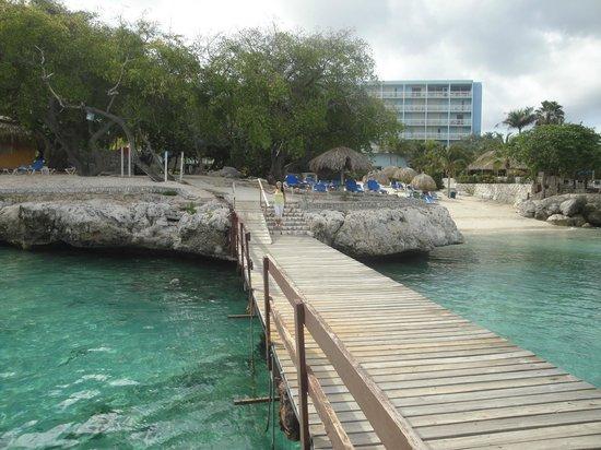 Hilton Curacao: Muelle Playa