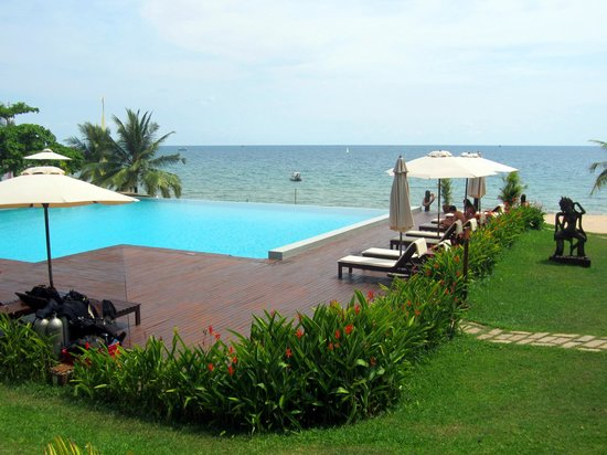 Chen Sea Resort & Spa Phu Quoc: Pool