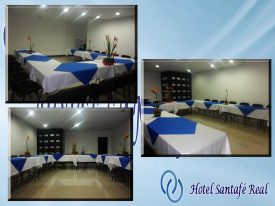Hotel Santafe Real: Salon Orquidea Real