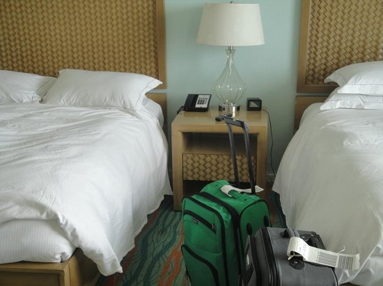 Hilton Curacao: Habitaciones con mucha iluminacion
