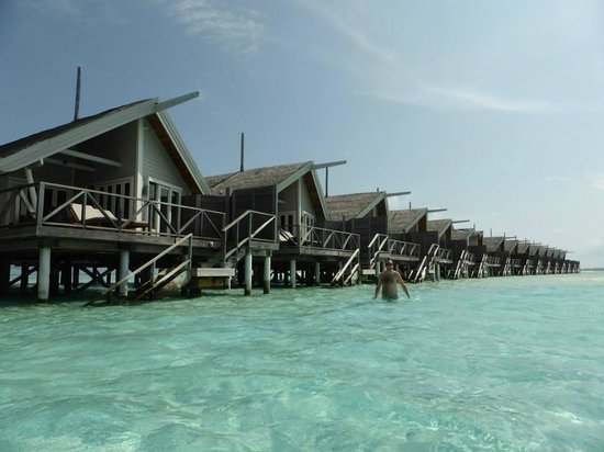 LUX* South Ari Atoll: Water villa