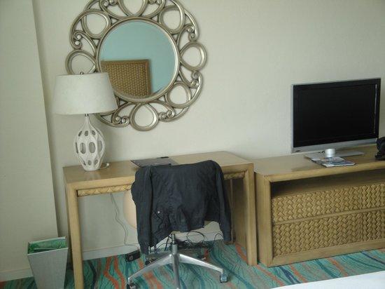 Hilton Curacao: Habitacion