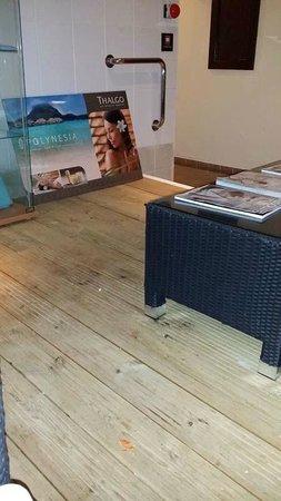 Hilton Brighton Metropole : Relaxation Room