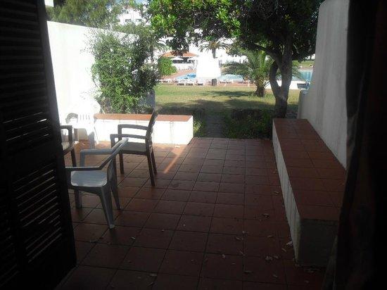Vilanova Resort : Patio Area