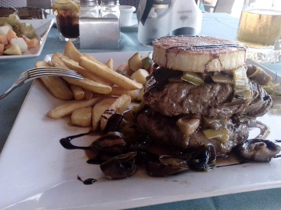 Steak Peskera - superb!!