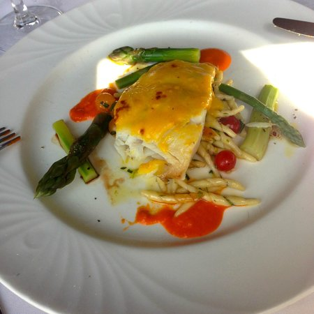 Nutters Restaurant: smoked haddock