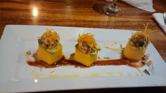 The Tree House Restaurante: Perfect blend of flavors!!!