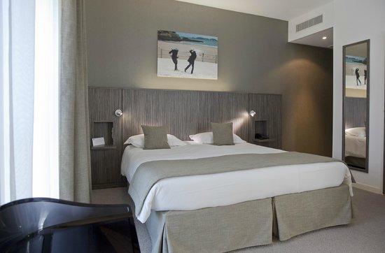 MERCURE Saint Malo Balmoral : Chambre confort