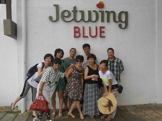 Jetwing Blue: Blue