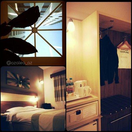 Citymax Al Barsha: Double bed room