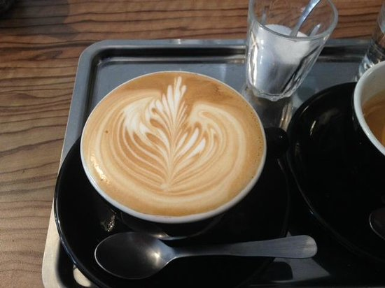 Nukind Coffee House : Rosetta