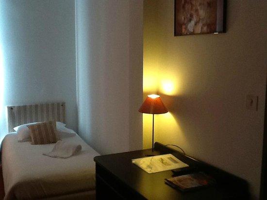 le Chantilly : chambre