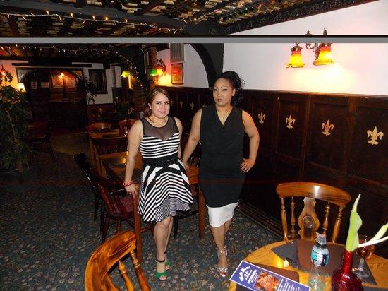 Roy's Terrace Inn: en una conferencia
