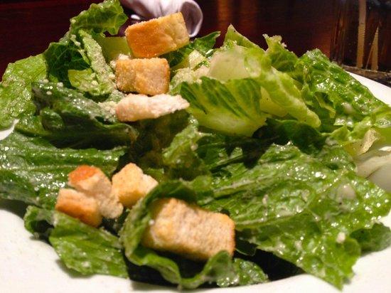 Baton Rouge: Caesar Salad