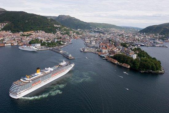 Fonnafly Bergen