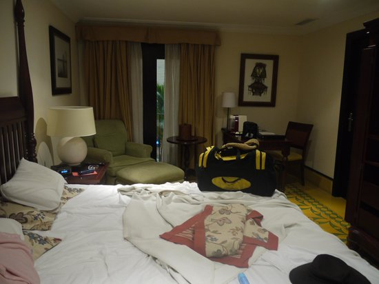 Hotel Saratoga: Bedroom