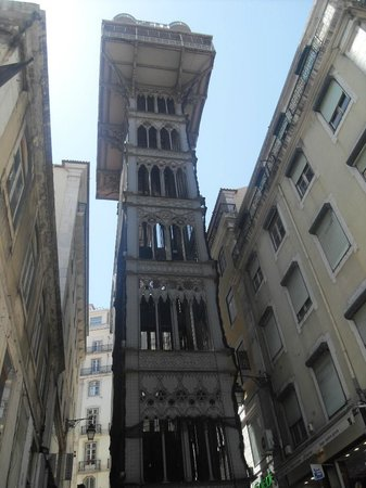 Follow Me Tours: Santa Justa Lift
