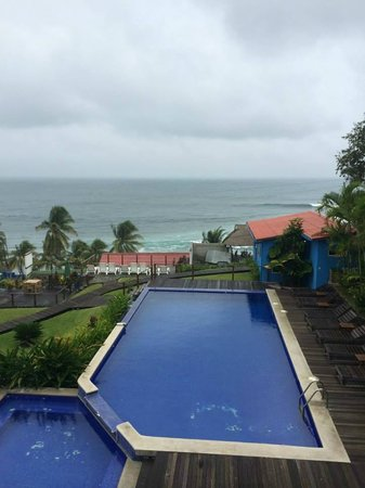 Kayu Resort: View from the Punta Mango suite