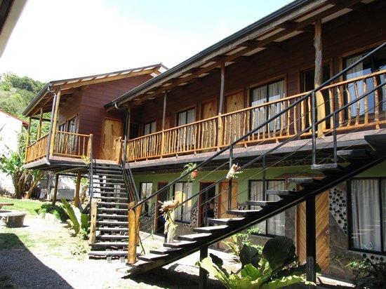 Pension Santa Elena : private rooms