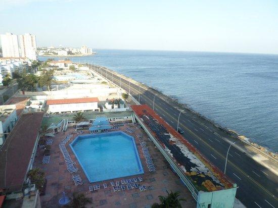 Habana Riviera: Vista desde la habitacion