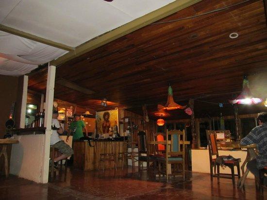 Pension Santa Elena: common area