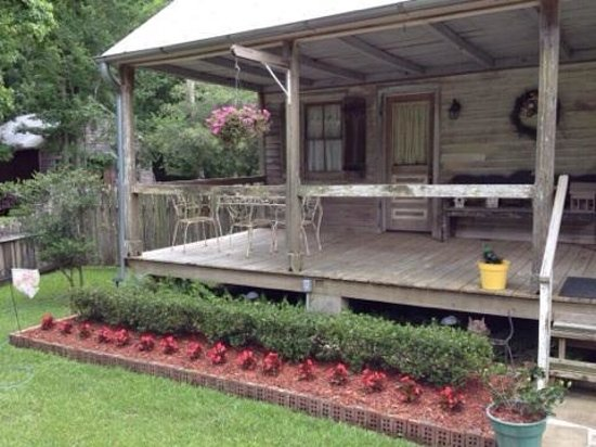 Cajun Country Cottages Bed And Breakfast Updated 2017 B