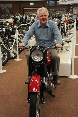 National Motorcycle Museum: First time in nearly 50 years