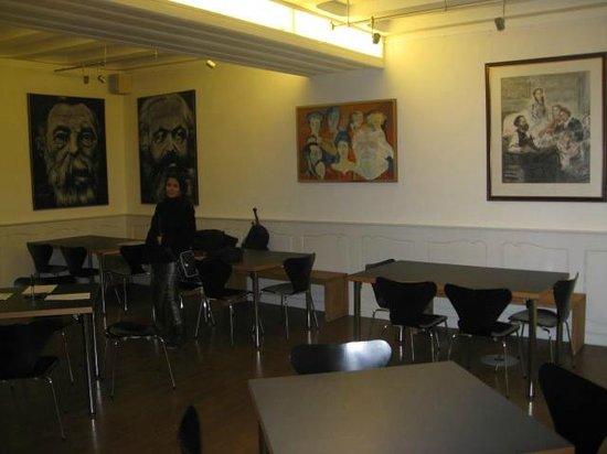 Karl Marx House : Sala de fotografias