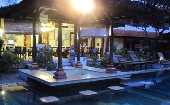 Bakung Sari Resort and Spa: The Hotel area