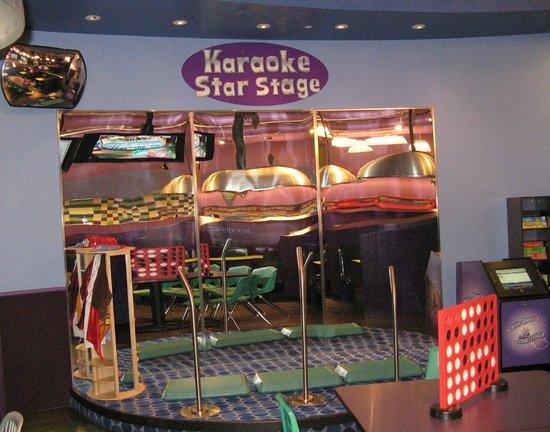 Kids Quest: Karaoke Star Stage