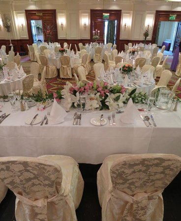The Keadeen Hotel: Ballroom
