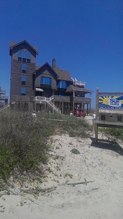 Chicamacomico Life-Saving Station Historic Site & Museum: Rodanthe House