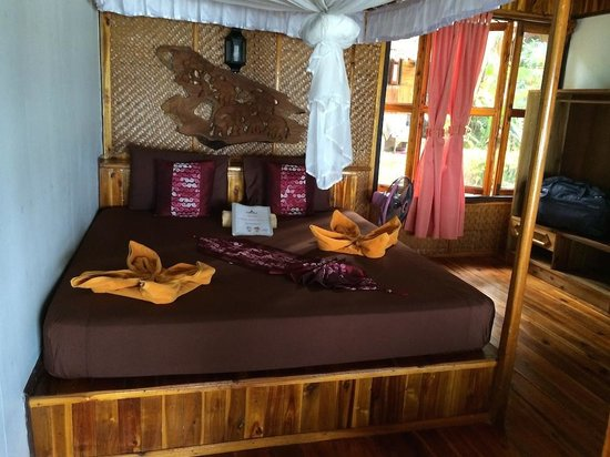 Phi Phi Relax Beach Resort: Belle chambre