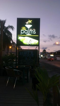 The Palms Restaurant: Great