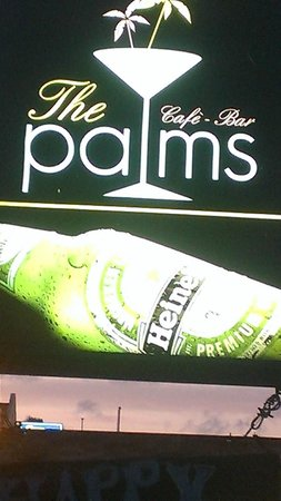 The Palms Restaurant: Great Place