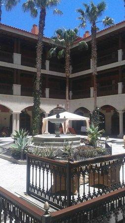 Hotel Elba Palace Golf: Muy bellas instalaciones
