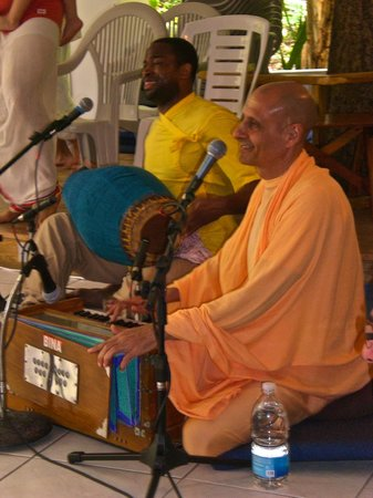 "Sivananda Ashram Yoga Retreat: .""Swami Radhanath. The author of ""The Journey Home"