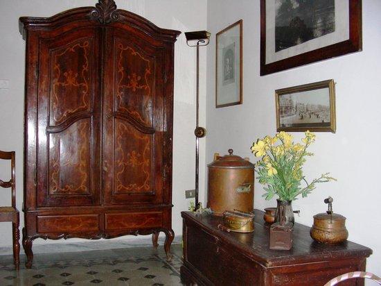 Casa Giulia Country House : La sala della colazione