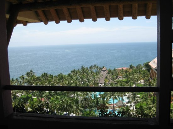 Club Regina Puerto Vallarta: Balcony view