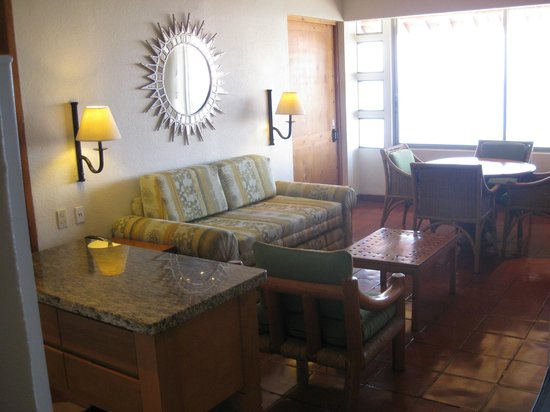 Club Regina Puerto Vallarta: Living area