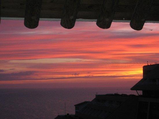 Club Regina Puerto Vallarta: Balcony sunset