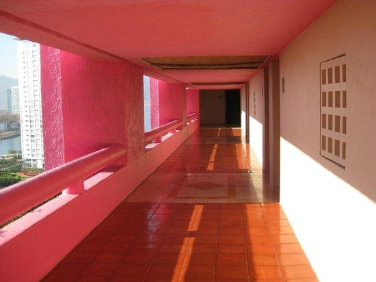 Club Regina Puerto Vallarta: Hallway