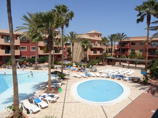 Labranda Aloe Club Resort: Hotel W środku