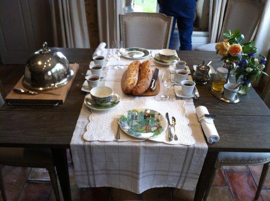 Le Prince Gourmand : Breakfast